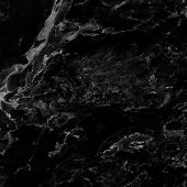 Marble Texture On Black Marbled Tile Surface, Closeup Photo On Black Marbled Tile Surface On Marbled poster