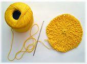 Crochet & Crotchet (On White)