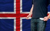 Recession Impact On Young Man And Society In Iceland