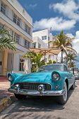 Miami Old Car