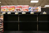 BOISE, ID - NOV 16:Ã??Ã?? Hostess products disappear from shelves after Hostess Brands Inc. announce