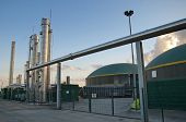 pic of biogas  - Photo of a part of a biogas plant - JPG