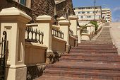 The Long Steep Steps