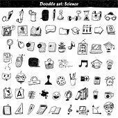 Big doodle set - back to school