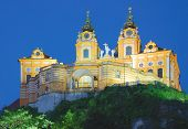 Melk Monastery,Wachau Valley,Austria