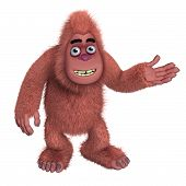Red Bigfoot