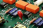 Circuit Board Isometric View