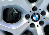 Roda da BMW