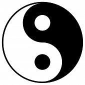 Símbolo do Yin Yang
