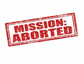 Mission Aborted-stamp