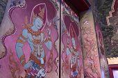Rama mural