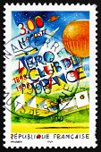 Postage Stamp France 1998 Aero Club Of France, Centenary
