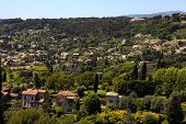 Village Saint-paul-de-vence , Provence, France.
