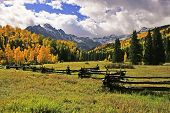Mount Sneffels Bereich, colorado