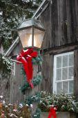 Christmas Lamppost