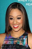 LOS ANGELES - JAN 27:  Tia Mowry at the