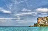 Cala Luna Coastline