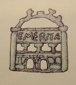 Emerita Augusta Roman City Door