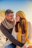 seaside sitting relationship in colder season