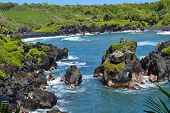 Rugged Hawaiian Coast