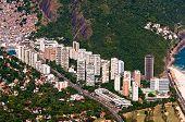 Aerial View of Condo Buildings