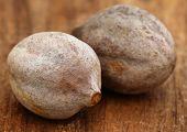Terminalia Bellericais Or Medicinal Bahera Fruits