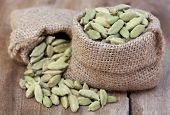 Cardamom Seed In Sack