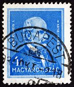 Postage Stamp Hungary 1932 Dr. Ignaz Semmelweis, Hungarian Physi