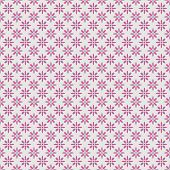 Beautiful vector seamless pattern (tiling). Pink, purple