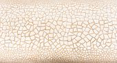 White tile mosaic, ideal for backgrounds and textures