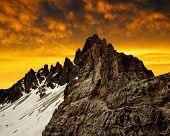 Paternkofel, Dolomite Alps,Italy