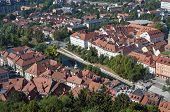 City Of Ljubljana, Slovenia.