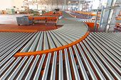 Line Shaft Rollers