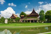 Thai House Style Of Thailand