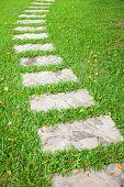 The Stone Block Walk Path