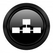 database black icon