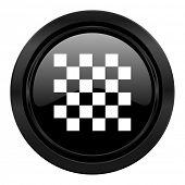 chess black icon