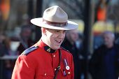 Royal Canadian Mounted Police officer