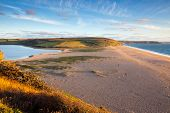 Loe Bar Cornwall England Uk
