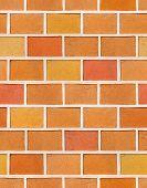 seamless decorative plaster as a brick