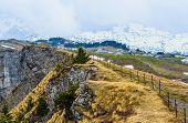 picture of velika  - Mountain in Winter with bad weather on cloudy day - JPG