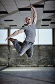 Urban Dancer Jumping