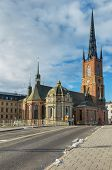 Riddarholmen church, Stockholm.