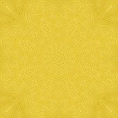 Pattern Of Macro Butter Surface Texture