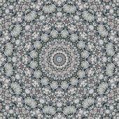 Pattern Of Macro Galvanized Iron Plate