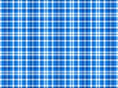 Blue And White Plaid Background