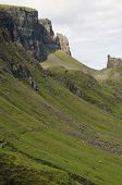 Quiraing Path, Trotternish Ridge