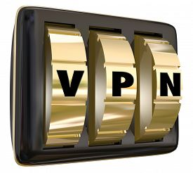pic of intranet  - VPN letters on lock dials to create a secure server or connection in a Virtual Personal Network for safe communication and sharing of data or ideas - JPG