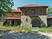 pic of serbia  - Old stone house in a rural area of eastern Serbia - JPG