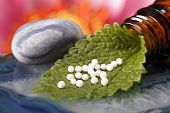 Homeopathic alternative medicine
